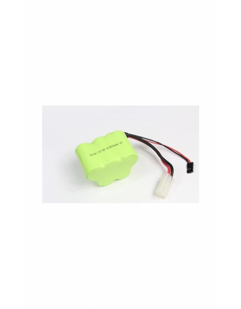 Rovan Sports Battery(6V3000µA)