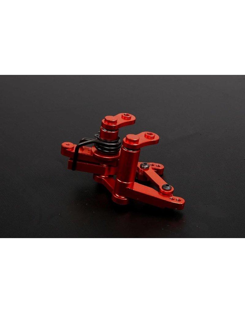 Rovan Sports CNC  Aluminum Complete Heavy Duty Steering Arm, Wiper arm, servo saver kit