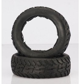 Rovan 5T/5SC Rear on road tire (2pc.) Tarmac Buster II 170x80