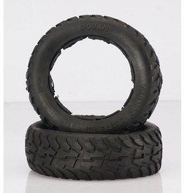 Rovan Sports 5T/5SC Rear on road tire (2pc.) Tarmac Buster II 195x80