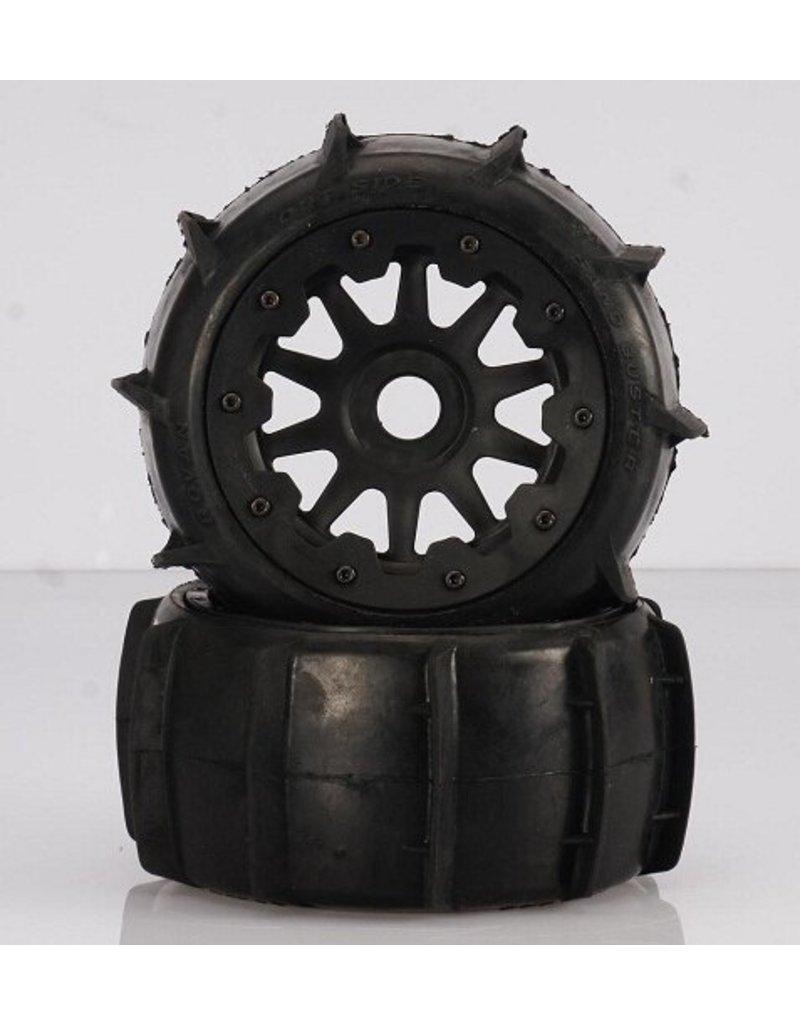 Rovan 5T/5SC Rear wheel sand tyre (2pc) Sand Buster 170x80
