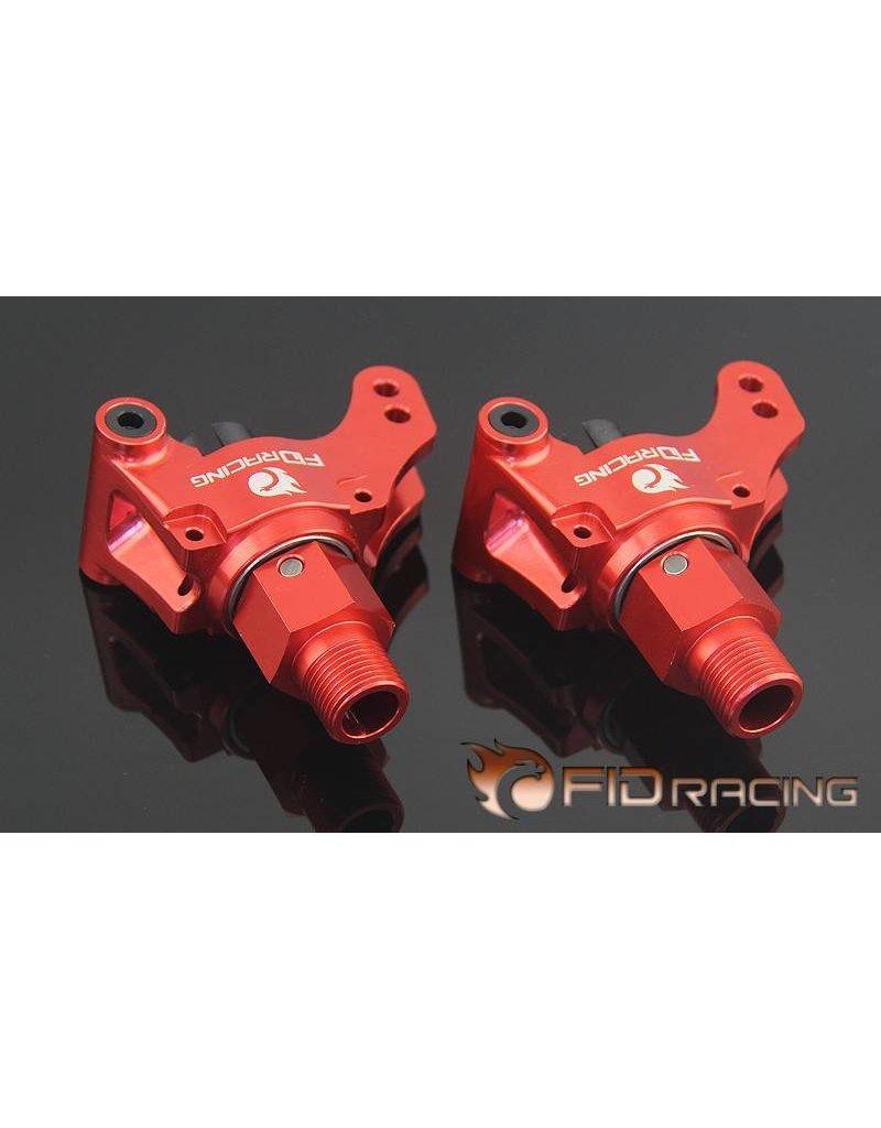 FIDRacing DBXL rear Hub Carriers (including extenders)