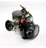 Rovan 45cc 4 bolt engine with super easy pull starter, 1107 Walbaro Carb and NGK spark