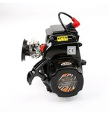 Rovan Sports 45cc 4 bolt engine with super easy pull starter, 1107 Walbaro Carb and NGK spark