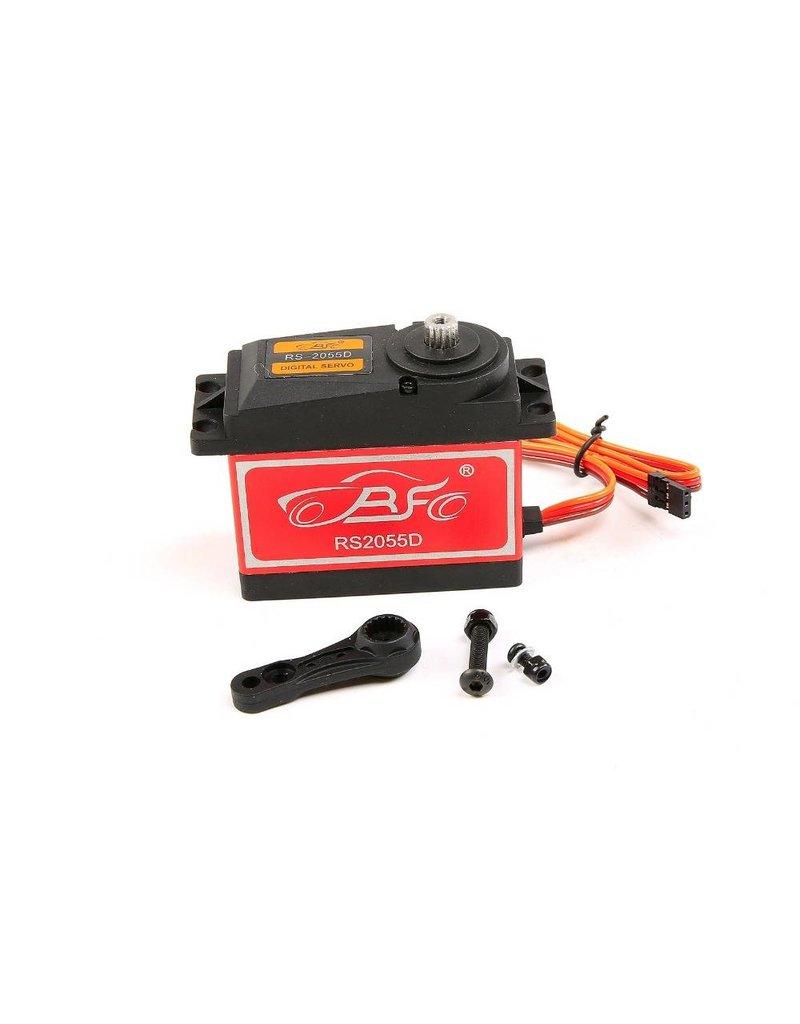 Rovan Sports  55KG metal gear servo with 15T/17T plastic servo arm (Baha/LT universal)