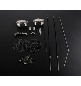 Rovan front disc brakes kit