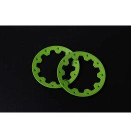 Rovan Sports Big plastic wheel beadlock ring for new knobby tire (2 pc.)