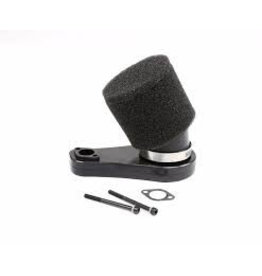 RovanLosi LT middle air filter bridge connection complete 3 with big dia air filter foam angle style