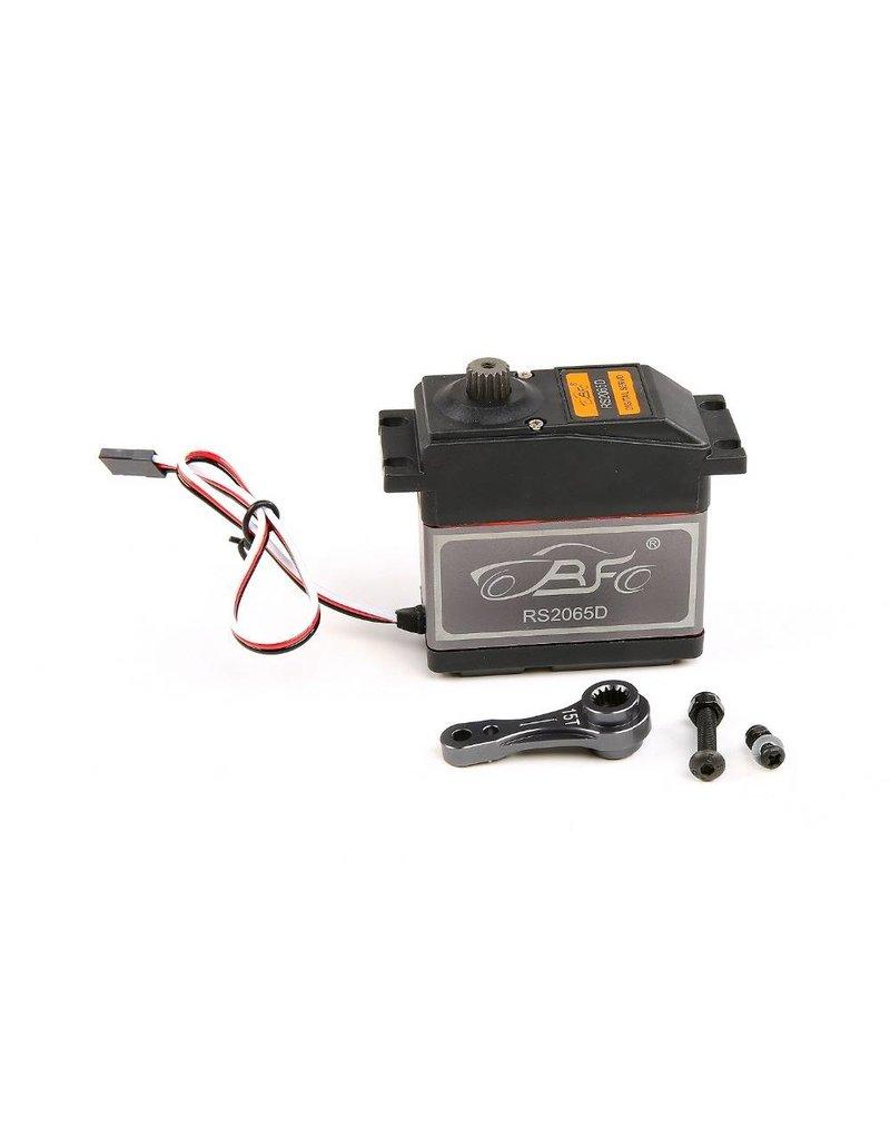 Rovan Sports RS-2065D 65KG metal gear servo with 15T/17T metal servo arm (Baha/LT universal)