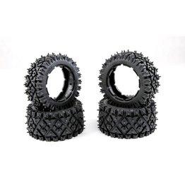 Rovan Baja a/t nail tire 4 pieces 170x80+170x60