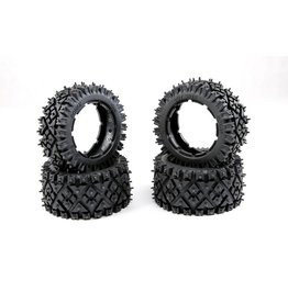 Rovan Sports Baha a/t spijkerbanden set 4 stuks 170x80+170x60