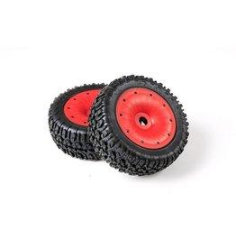 Rovan LT sealed beadlocks off-road tires (also fit for BAJA 4WD/SLT)