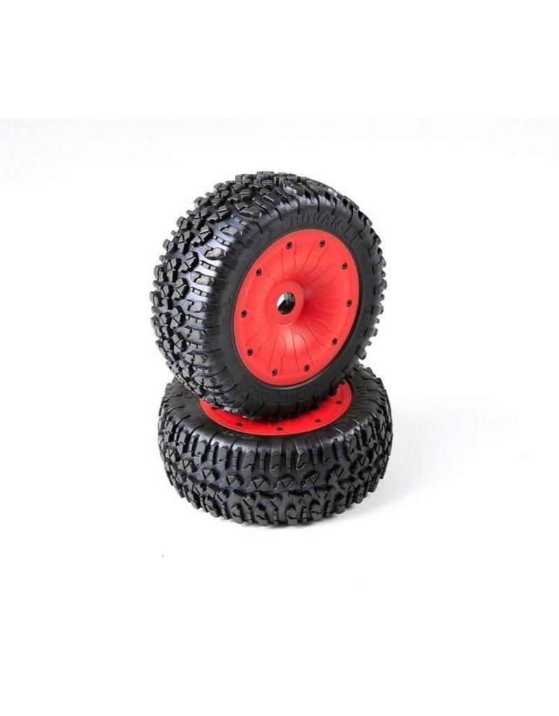 Rovan LT sealed beadlocks off-road tires (also fit for BAHA 4WD/SLT)