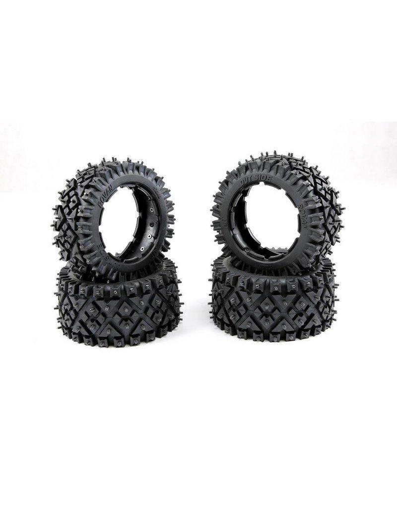 Rovan Baja a/t nail tire 4 stuks 170x80+170x60