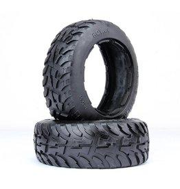 Rovan Sports Tarmac Buster II 5B new front road tyre skin without inner foam (2pcs.) 170x60