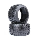 Rovan 5B new rear road tyre skin without inner foam 170x80 Tarmac Buster II (2pc.)