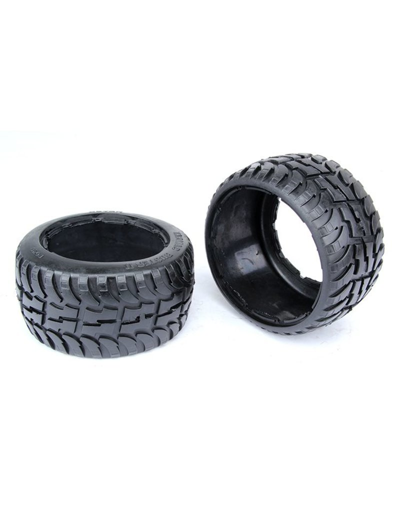 Rovan Sports 5B new rear road tyre skin without inner foam 170x80 Tarmac Buster II (2pc.)