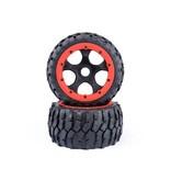 Rovan 5B 4th Gravel Tires Rear 170x80 2 pcs