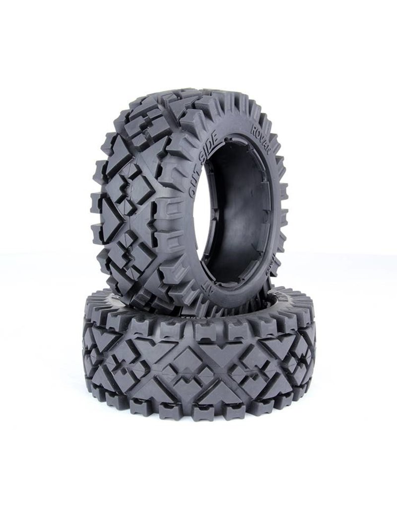 Rovan Sports 5B front terrian tyres skin with or without inner foam 170x60 AIT