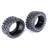 Rovan Sports 5B rear terrian tyres skin withour inner foam 170x80 AIT