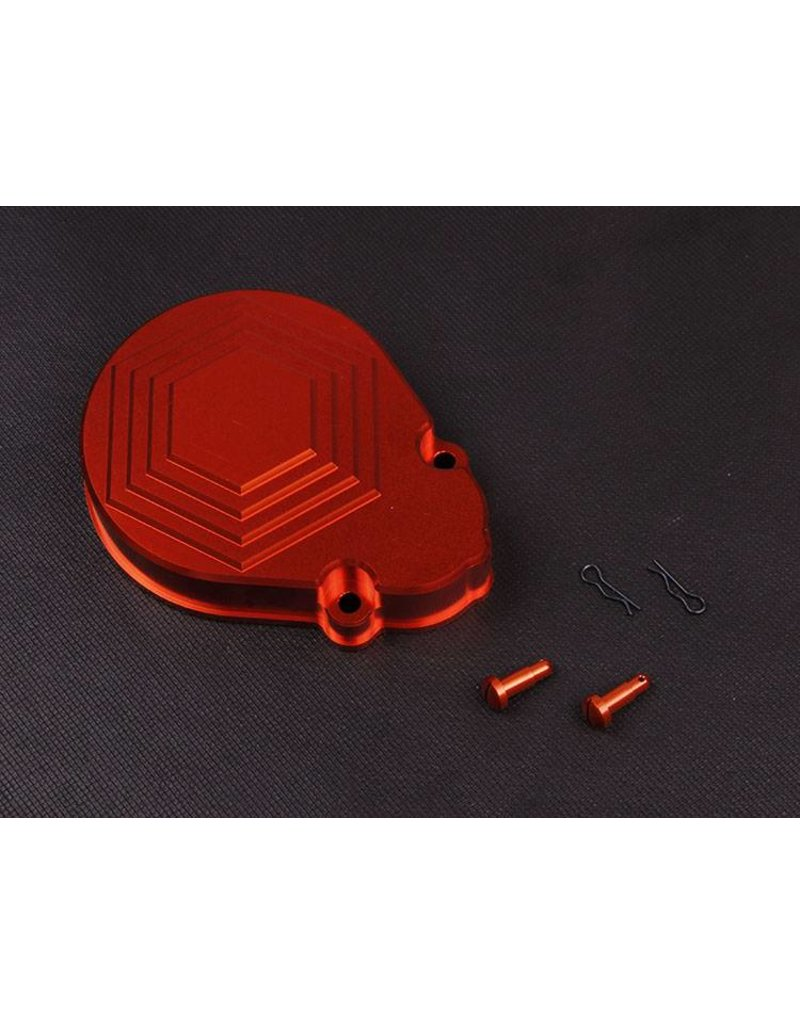 Rovan Sports CNC Alloy gear cover set