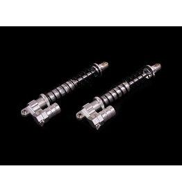 Rovan Sports CNC-volledig gelegeerde/alloy 8 mm voorschokdemper met bufferholte 2pc.