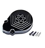 Rovan Sports CNC Black White Gear Cover