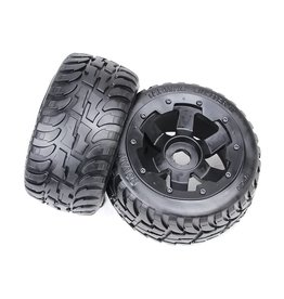 Rovan Sports Tarmac Buster II 5B new rear road tyres set 170x80 (2pcs)