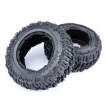 Rovan 5T/SC Knobby tire set rear (2pcs) Excavotor 80x195