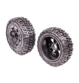 Rovan 5T Knobby wheel tire set rear (2pcs) Excavator 80x195 (2pc)