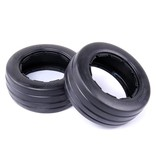 Rovan Sports 5B front slick tyres skin without inner foam 170x60 2pcs