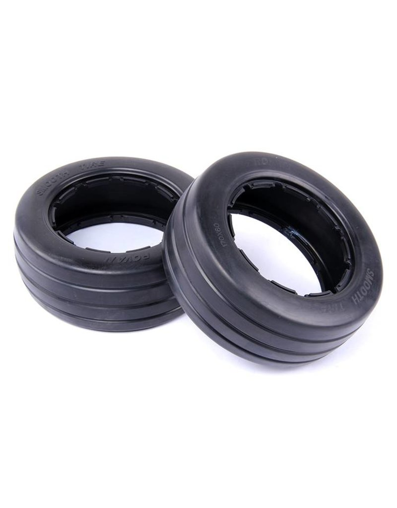Rovan 5B front slick tyres skin without inner foam 170x60 2pcs