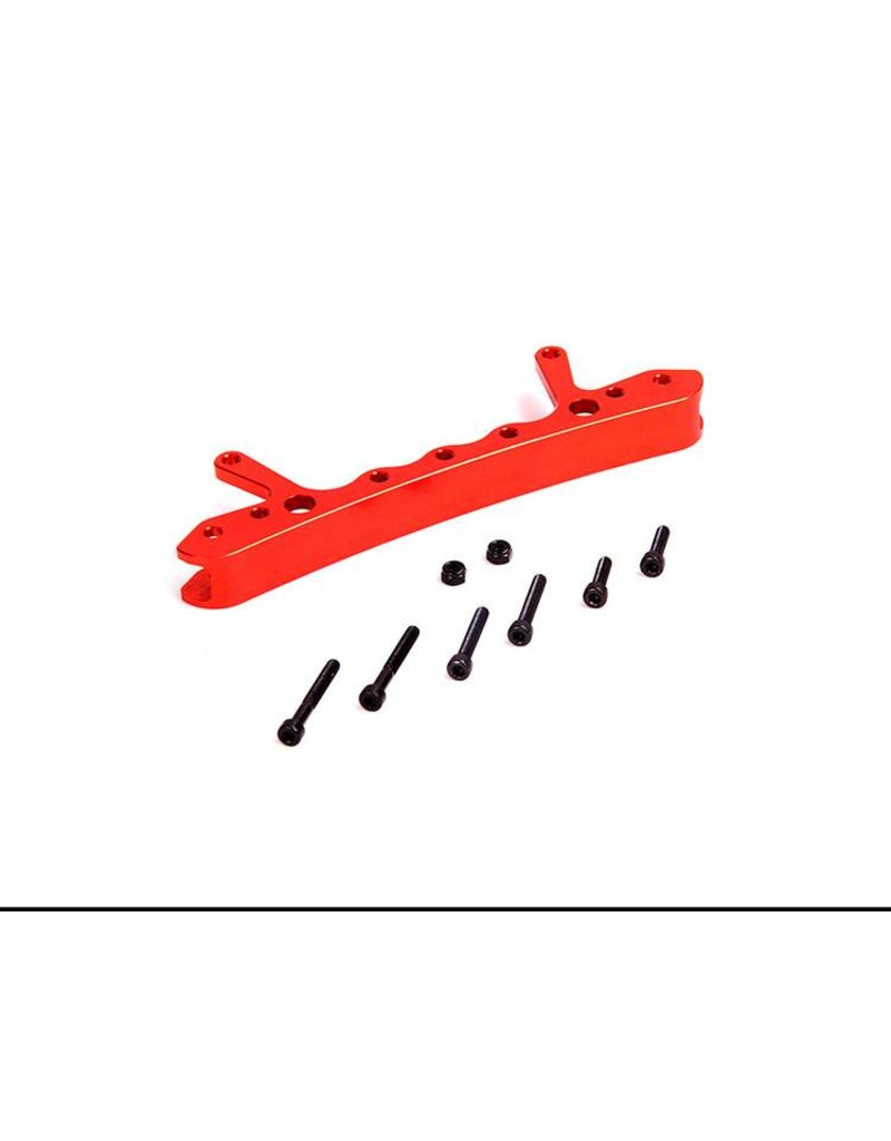 Rovan CNC alloy rear absorber rail wet