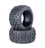 Rovan New rear knobby tire set (2pcs/set) 170x80