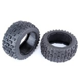 Rovan Sports New rear knobby tire set (2pcs/set) 170x80