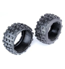 Rovan Knobby tire set (2pcs/set) MT-Tire  170x80