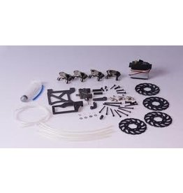 Rovan CNC four wheel hydraulic brake set