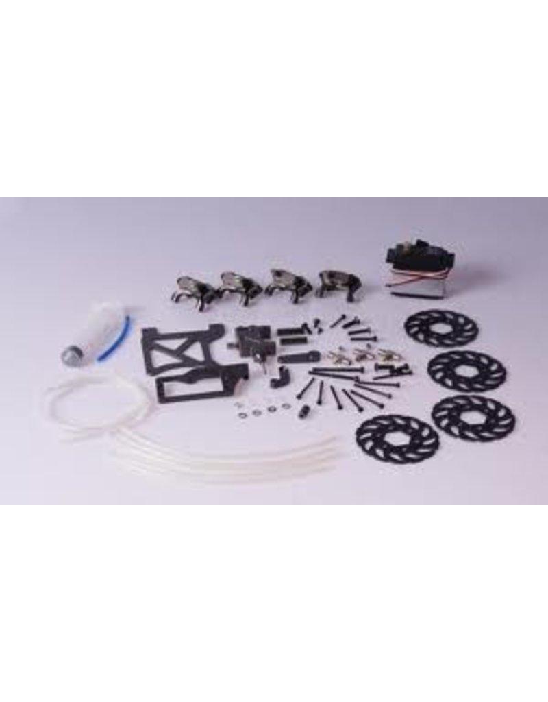 Rovan CNC four wheel hydraulic brake set