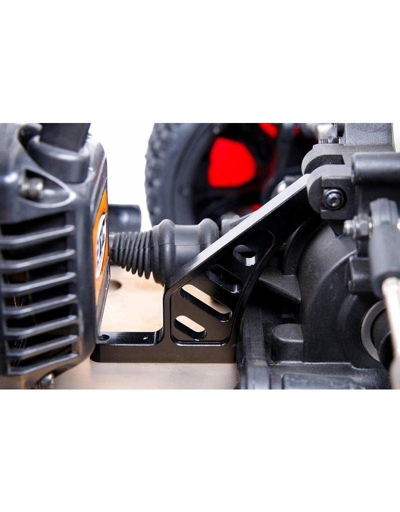 RovanLosi CNC alu achter steunbeugel voor V5 of SLT