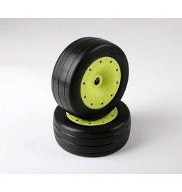 RovanLosi LT / Losi 5T sealed beadlocks slick tires (also fit for BAJA 4WD/SLT) 180x70 (2pcs)