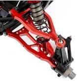 Rovan Nieuw type CNC aluminium voorarmen set voor baja