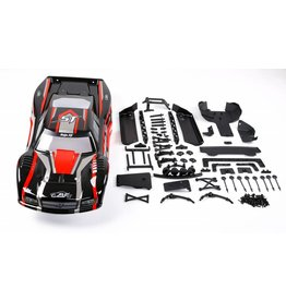 Rovan Sports Upgrade set from 5B to 5T (Truck). Parts with color body without wheels