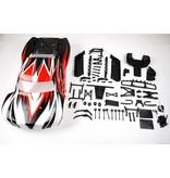 Rovan Sports Ombouwset van 5B naar 5SC met body  in twee verschillende kleurvarianten