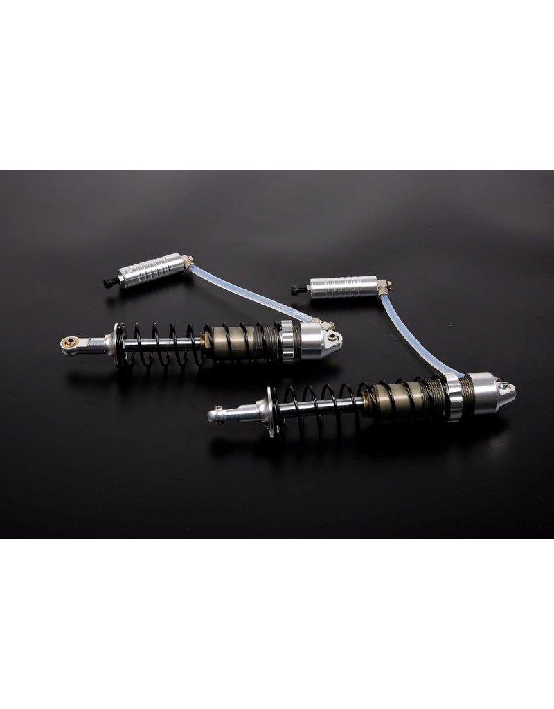 Rovan  Baha CNC HD 10mm schokbrekers voor met hydraulische oliebuffer (2 st.)