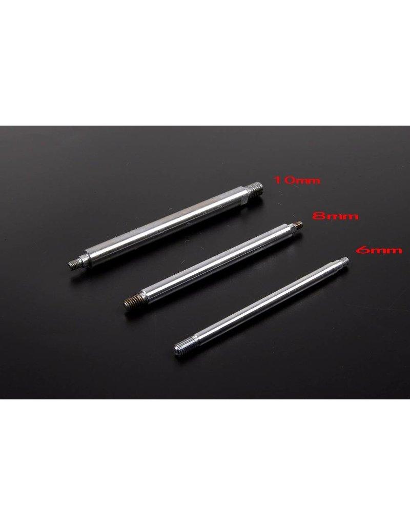 Rovan  Baja CNC HD 10mm schokbrekers voor met bijpassende draagarmen (2 st.)