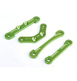 Rovan Sports CNC chassis brace and pin set front and rear