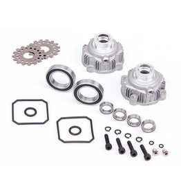 Rovan Alloy diff gear shell set