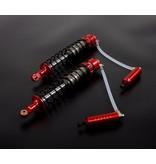 Rovan  Baja CNC HD 10mm rear shock with hydraulic shock buffle