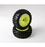 RovanLosi  LT sealed beadlocks Gen. 3 knobby tires (also fit for BAJA 4WD/SLT)