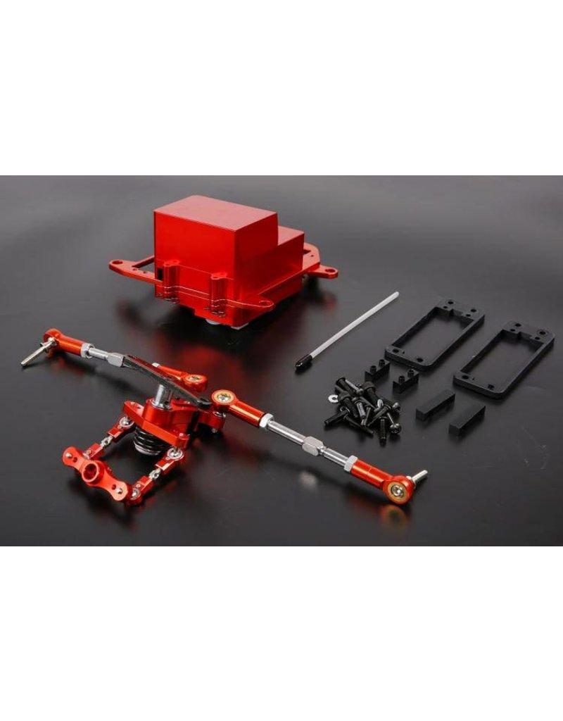 Rovan Baja CNC box voor symmetrische stuursets